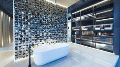 New Faces #walltiles: geometrical naturalness by @ramonesteve & @anticcolonial  #interiordesign #home