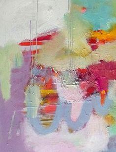 everything i know is nothing at all by Wendy McWilliams - mixed media painting