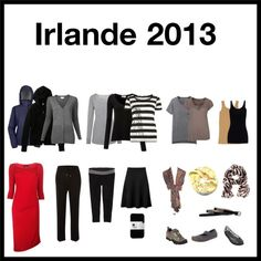"What to Wear Touring Ireland | What to wear in Ireland (June-July)"" by Calypso on Polyvore In fact ..."