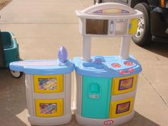 Little Tikes Kitchen And Laundry Center Google Search