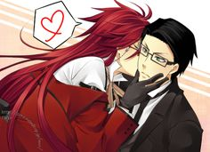 Grell and William
