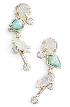 Kendra Scott Trojan Ear Crawlers available at #Nordstrom