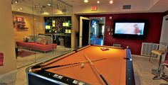 Play BILLIARDS and hang out with your friends- One of the many amenities included! | The Pavilion on Berry Saint Paul, Minnesota