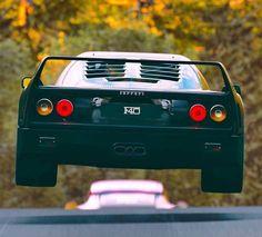 Ferrari F40, Lamborghini Gallardo, Maserati, Bugatti, My Dream Car, Dream Cars, Sport Cars, Race Cars, Ferrari World