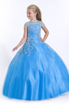 Rachel Allen Perfect Angels Pageant Dress for Girls Style 1537