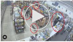 Thieves VS armed robber