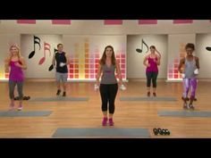 Leslie Sansone The Tone Every Zone Walk - YouTube