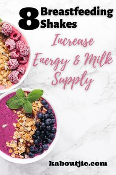 It is important to keep up your energy levels & milk supply when nursing your baby, drink these breastfeeding shakes to increase your breast milk.    #BreastfeedingShakes #Breastfeeding #Breastfed #Nursing #Lactation #LactationShakes #BreastMilk #IncreaseBreastMilk