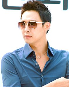 Park Yoochun - looks so mature here.