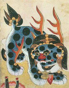 Korean Folk Painting KOREAN Porcelain , Art , Jade , Glass,  Wood and Antiques : More At FOSTERGINGER @ Pinterest