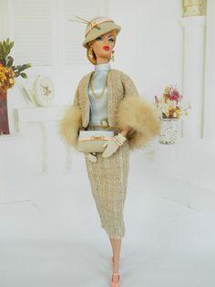 Downton Abby OOAK Fashion for Fashion Royalty/Silkstone Barbie by Joby Originals