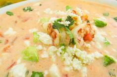 This Mexican Shrimp Bisque recipe is one you will make over and over again! It is absolutely delicious! Perfect for the holidays, cold nights or anytime!
