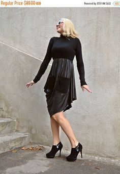 Now trending: SALE 20% OFF Black Dress / Black Asymmetrical Dress / Flared Asymmetrical Ponte Di Roma Dress / Black Ponte Di Roma Dress TDK155 https://www.etsy.com/listing/257782270/sale-20-off-black-dress-black?utm_campaign=crowdfire&utm_content=crowdfire&utm_medium=social&utm_source=pinterest