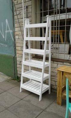 Repisa estanteria escalera 1 40 850 00 ideas para for Repisa escalera
