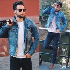 Check out @streetfashionchannel  Denim on point with @chezrust  #mensfashion_guide #mensguide Tag us in your pictures for a chance to get featured.   For daily fashion  @mfashiony @mensluxuryfashions @mensfashion_guide @mensluxury_guide  #mensfashion #mensstyle #menswear #dope #swag #swagger #street #streetstyle #menwithstyle #style #streetfashion #streetwear #ootd #fashion #outfit #awesome #menstyle #clothing #instafashion #yeezyboost #blvckfashion #blackfashion #stylish #sneakers #instastyle #
