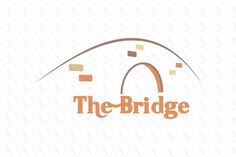 The bridge - $275 http://www.stronglogos.com/product/bridge #logo #design #sale #counseling #center #construction #company #realty