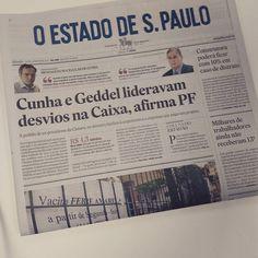 #capadodia no 'Estado' deste sábado