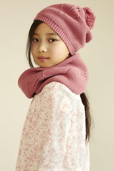 Girl's Scarf
