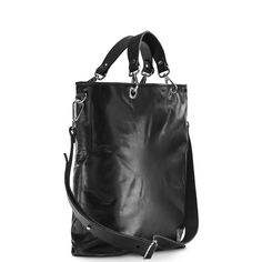 M0851 - SH 41 The Shopper is crafted with Aniline Leather