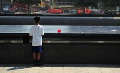 There were 3,051 children whose parents died on September 11, 2001. Here's how two of them are turning tragedy to everyday heroism.