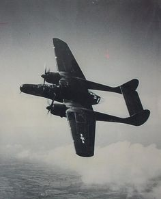 Northrop P61 Black Widow