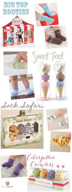 Sweet Feet - baby socks for all!