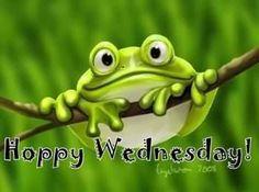 happy-wednesday-frog-graphic – Genius Quotes – Unique Quotes and Sayings Wednesday Quotes And Images, Happy Wednesday Pictures, Wednesday Morning Quotes, Wednesday Hump Day, Happy Wednesday Quotes, Wednesday Humor, Wacky Wednesday, Morning Humor, Happy Quotes