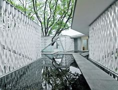 Huaxin Business Center / Scenic Architecture