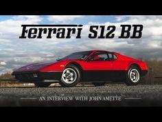 Ferrari 512 BB – An Interview with John Amette World War Riders - Cars World War, Ferrari, Bb, Interview, Cars, Youtube, Vehicles, Autos, Automobile