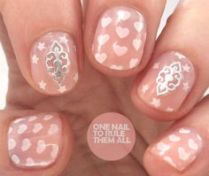 One Nail To Rule Them All: Hitched - April Meebox Review + Nail Art