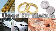FREE Study materials For Competitive Exams: Uses of Metals  for competitive exams