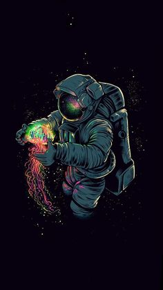 Astronaut Wallpaper Iphone pictures in the best available resolution. We have a massive amount of desktop and mobile Wallpapers. Tumblr Wallpaper, Wallpaper Co, Wallpapers Tumblr, Trippy Wallpaper, Dope Wallpapers, Galaxy Wallpaper, Screen Wallpaper, Aesthetic Wallpapers, Wallpaper Backgrounds