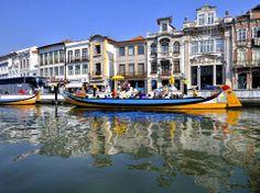 Aveiro, Portugal __by Joaquim Oliveira