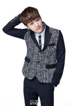 #YunHyeong  #iKON Smart Uniform