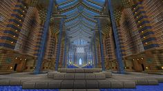 Temple of Water (PLUS!) Minecraft Project