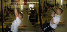 Close-Grip-Lat-Pulldown-Narrow-Grip | http://bit.ly/1nzbrYR