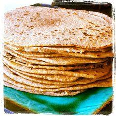 Receta de Tortillas de Harina Integral   Amayal Best Mexican Recipes, Diabetic Recipes, Snack Recipes, Healthy Recipes, Healthy Food, Tortilla Pan, Tortilla Recipe, Recipes With Flour Tortillas, Healthy Munchies