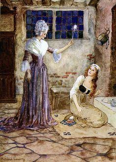 Cinderella, by Millicent Sowerby