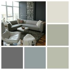 Gustavian scheme, with Farrow and Ball Lamp Room Grey
