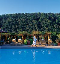 Lake  Austin Spa Resort in the Texas Hill Country was recently ranked the No. 2  destination spa in North America by Condé  Nast Traveler and No. 9 in the world by Travel  + Leisure magazine