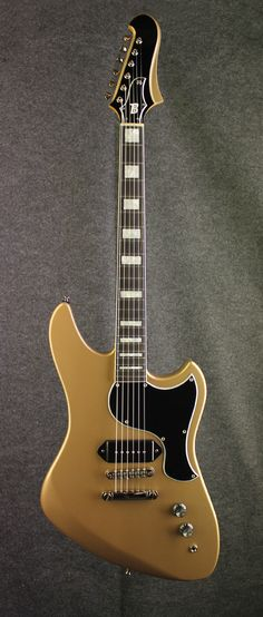 El hombre model guitar built by Bilt Guitars