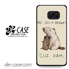 Beaver Cuz Dam DEAL-1713 Samsung Phonecase Cover For Samsung Galaxy Note 7