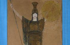 Ο αρχαίος κόσμος στη νεοελληνική τέχνη | Liberal.gr Greece, Painting, Art, Greece Country, Art Background, Painting Art, Kunst, Paintings, Performing Arts