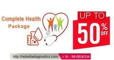 Get Up-to 50% off on Health Checkup Packages at Helvetia Diagnostics. 100% Authentic Reports. #health #healthcheck #fitness #bodycheckup #diagnosis #healthtips Book Now: https://goo.gl/9AR7cs