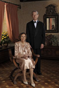 Their late Majesties King Mihai I and Queen Anne of Romania, October 2011 My King, King Queen, Michael I Of Romania, Romanian Royal Family, Central And Eastern Europe, Princess Anne, Imperial Russia, Portraits, Queen Victoria