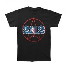 Rush 2112 Tour T-Shirt - We've taken care of everything, the words you read, the songs you sing, so celebrate with this Rush 2112 Tour T-Shirt.