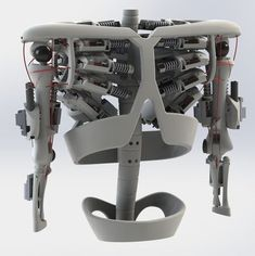 roboy: tendon driven humanoid robot