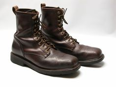 Red Wing Mens Waterproof Steel Toe Boa Lace Work Boots