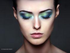 eye make up. Photographer/ Alessandro Babini