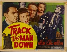 Track the Man Down - title card